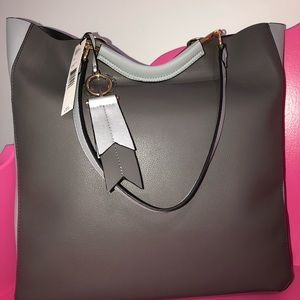 Antonio Melani Leather Tote